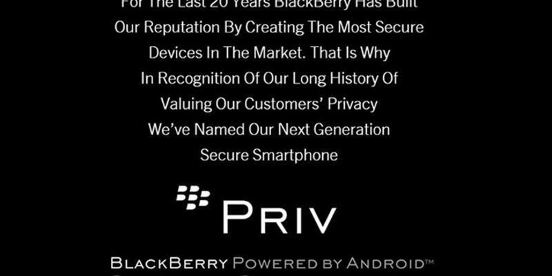 BlackBerry Apple'a sataştı