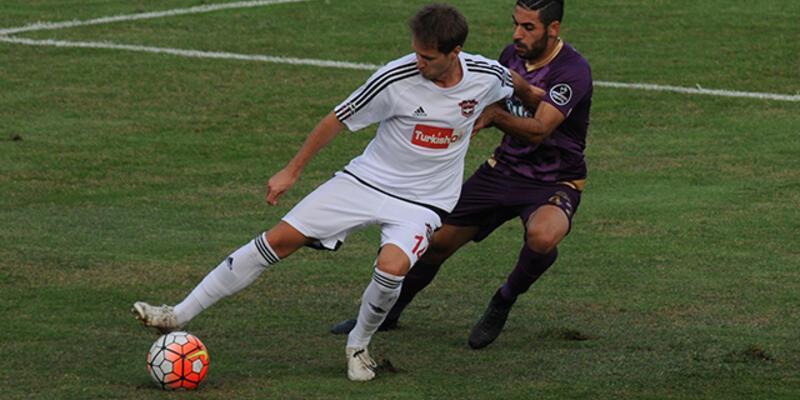 Gaziantepspor - Osmanlıspor: 2-1