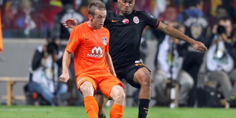 Medipol Başakşehir - Galatasaray: 0 - 2