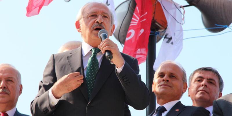 """Kılıçdaroğlu: """"13 yıldır niye yapmadılar?''"""