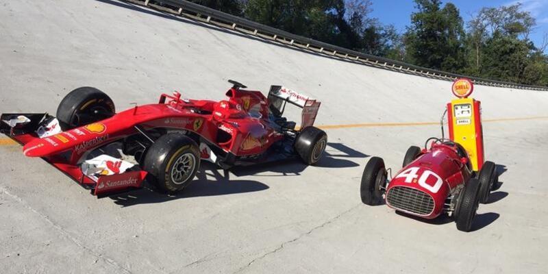 "Shell ile Scuderia Ferrari ""inovasyon ortağı"" oldu"