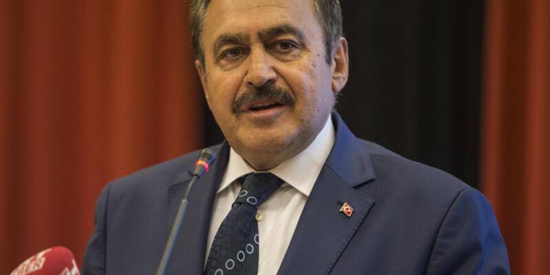 """Bakan Eroğlu: """"Ahmet Hakan'a Ak Parti'ye zarar vermek için saldırdılar"""""""