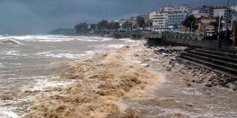 5 kent için kuvvetli fırtına uyarısı