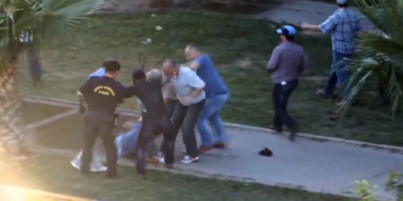 Antalya'da polisin şiddet görüntülerini paylaşan üniversitelilere hapis cezası