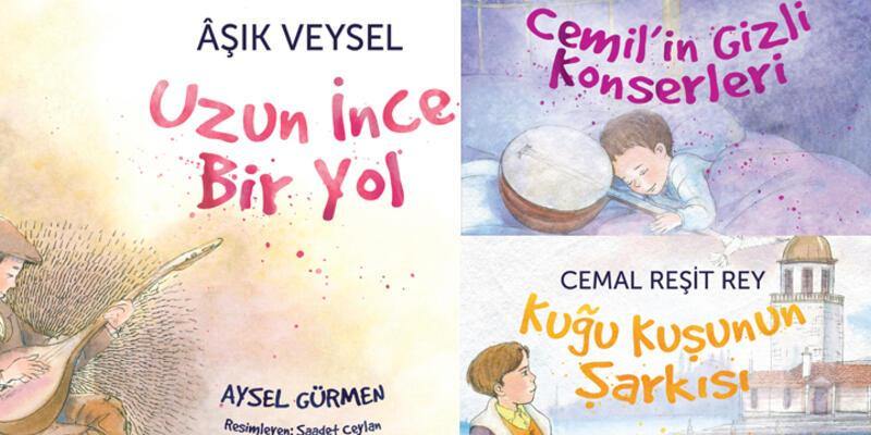 Pan Yayıncılık'tan çocuklar için üç yeni kitap