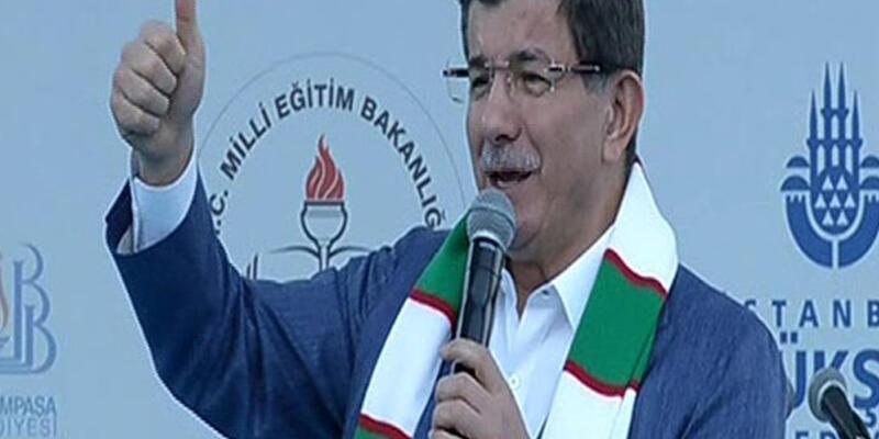 Başbakan Bayrampaşa'da açılışa katıldı