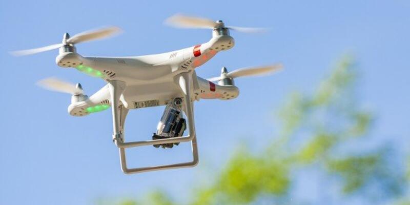 Drone uçurdu müthiş ceza aldı