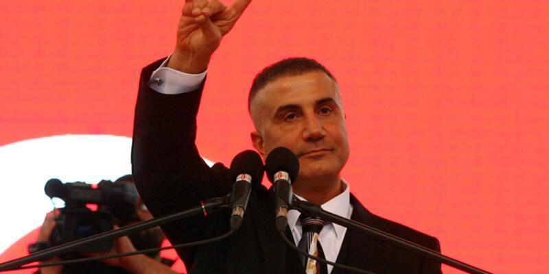 Tescilli çete lideri Sedat Peker teröre lanet mitingi yaptı