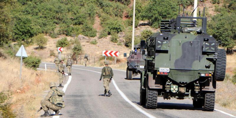 Şanlıurfa'da polis aracına bombalı saldırı girişimi