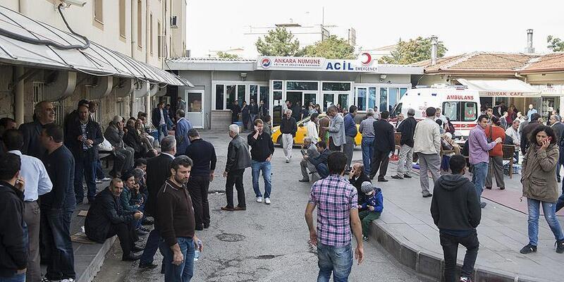 Ankara'da 13 Ekim kutlamaları iptal edildi
