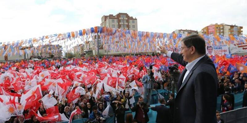 AK Parti mitinglerini askıya aldı