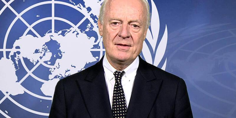 BM Cenevre Görüşmeleri için davetiyeleri gönderdi