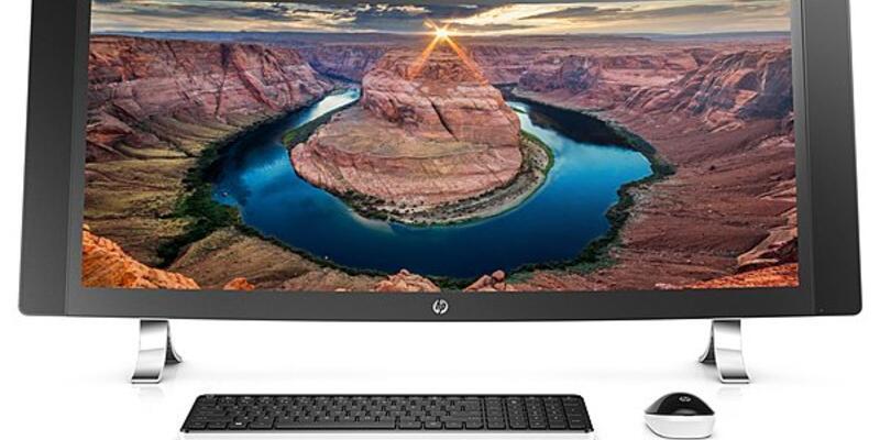 Dünyanın en geniş kıvrımlı PC'si