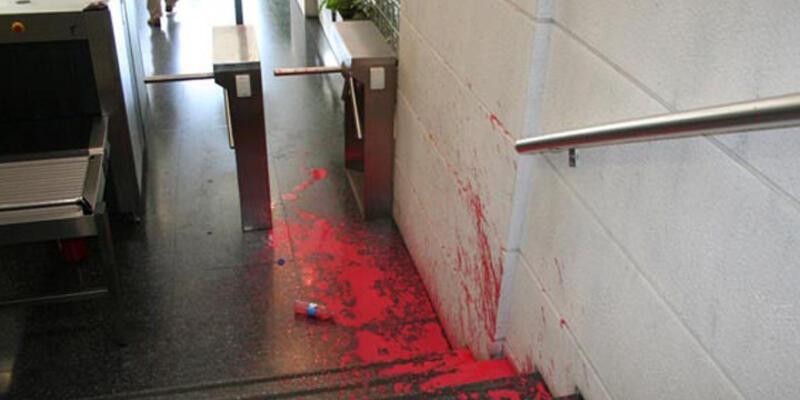 Yeni Asır Gazetesi'ne saldırı