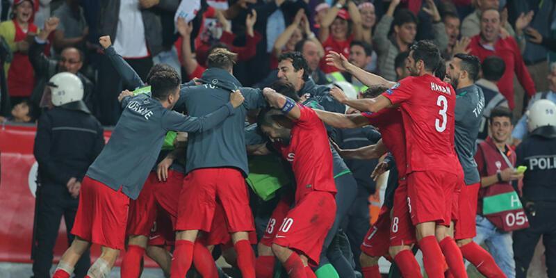 Türkiye EURO 2016'da!