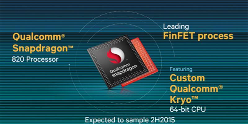 Snapdragon 820 ile ilgili yeni bilgiler var
