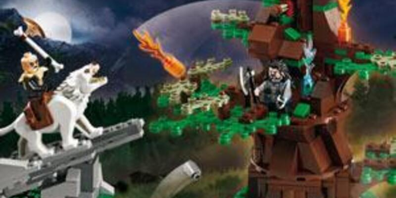 Lego: The Hobbit'in İlk Videosu Sizlerle!
