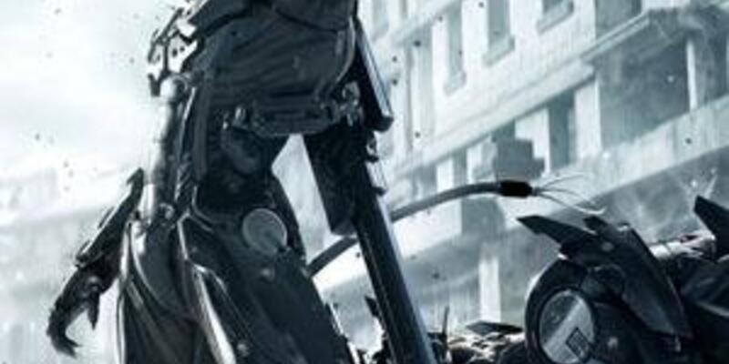 Metal Gear Rising'in PC Sistem Gereksinimleri!