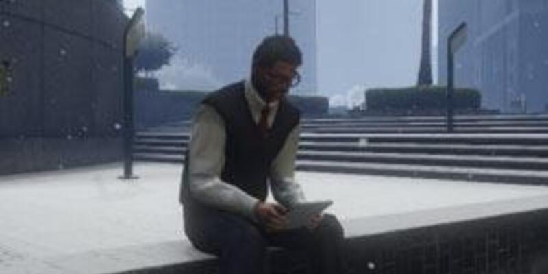 GTA V'e Yeni Bir Güncelleme Daha!