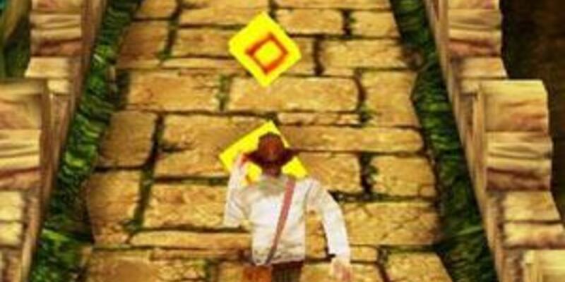 Temple Run 2'nin Yeni Platformu Belli Oldu!
