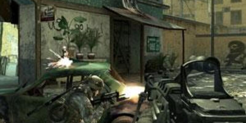 Call of Duty: Advanced Warfare Wii U' ya Gelecek mi?