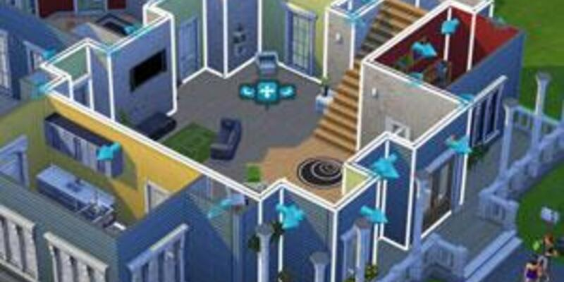 The Sims 4'ten İnşaat Eğitimi! (Video)