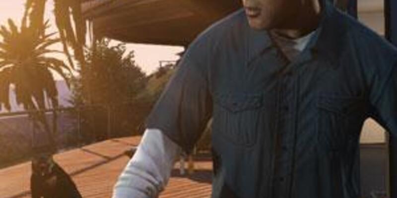 GTA V'in Tanıtım Videosu Tekrar Çekildi!