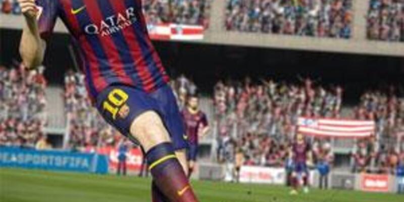 FIFA 15'in Kapak Fotoğrafı Ortaya Çıktı!
