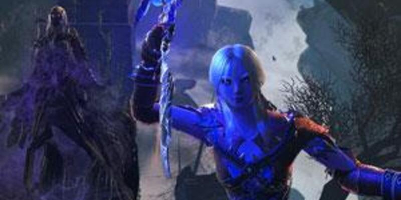 Neverwinter'da Bela Warlok Karakteri! (Video)