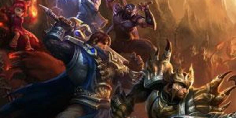 League of Legends İçin Yeni Bir Sinematik Video!