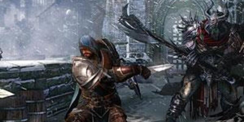 Lords of the Fallen için Yeni Bir Video!