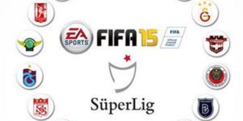 Spor Toto Süper Lig FIFA 15'te Yerini Alacak!