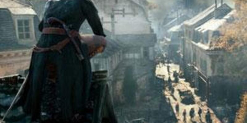 Assassin's Creed Unity'nin Parkur Videosu!