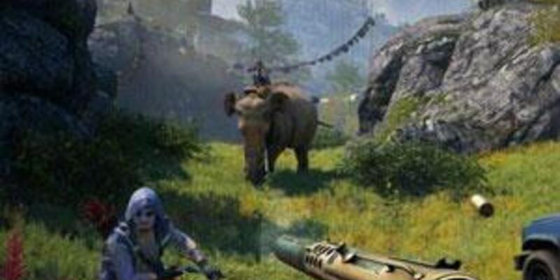Far Cry 4'ün Mobil Uygulamaları Yayınlandı!