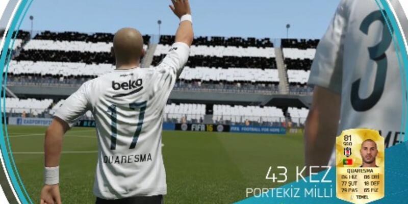 FIFA 16 Türkiye Süper Ligi özel videosu