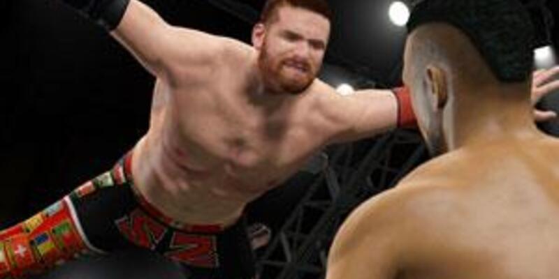 WWE 2K15'in Yeni DLC'sinden Detaylar!