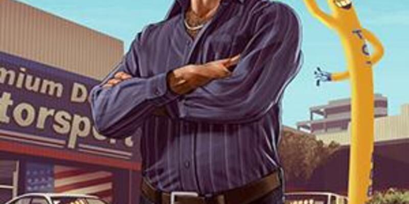 GTA V İçin Hikaye DLC'si mi Geliyor?