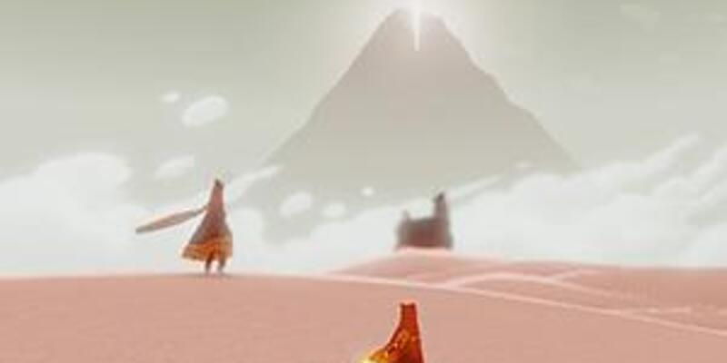 Journey'nin PS4 Çıkış Tarihi Belli Oldu!