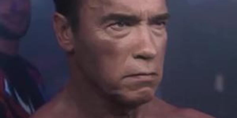Terminator Artık WWE 2K16'da!