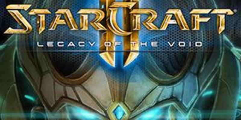 Starcraft 2 Legacy of the Void'in Açılış Sinematiği!