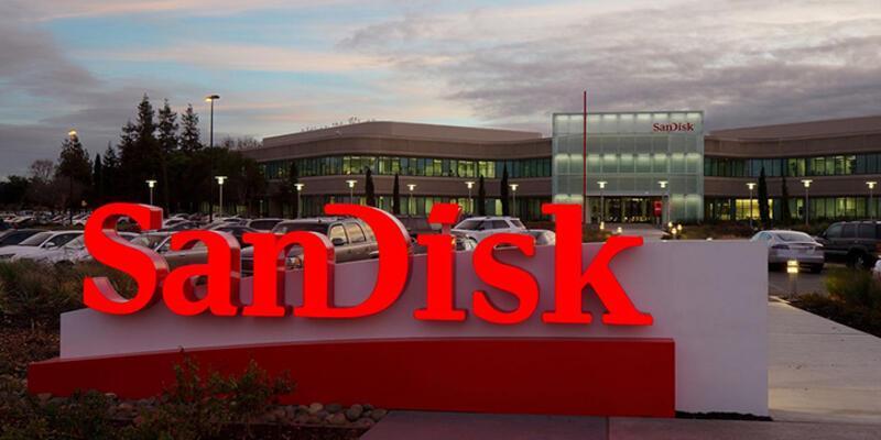 SanDisk her an satılabilir