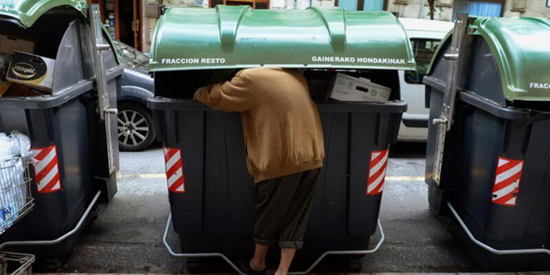 İspanya'da 13,6 milyon insan yoksulluk riskinde