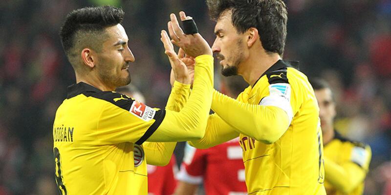Borussia Dortmund kendine geldi: 0-2
