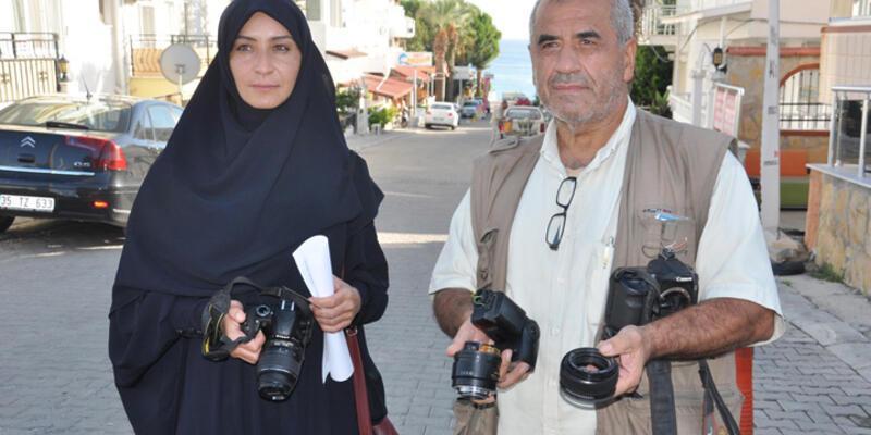 Didim'de iki gazeteciye saldırı