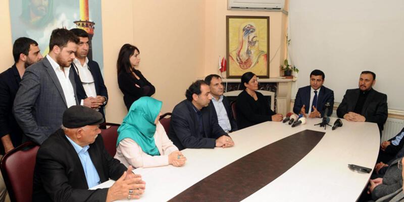 Gül ile Davutoğlu arasındaki tartışmaya Demirtaş da katıldı