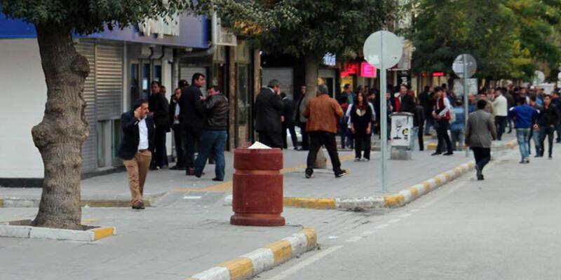 Van'da AK Partililer ile HDP'liler arasında olay çıktı
