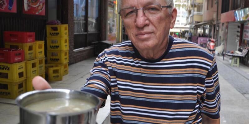 50 milyon liralık serveti kaybetti sokak çorbacısı oldu