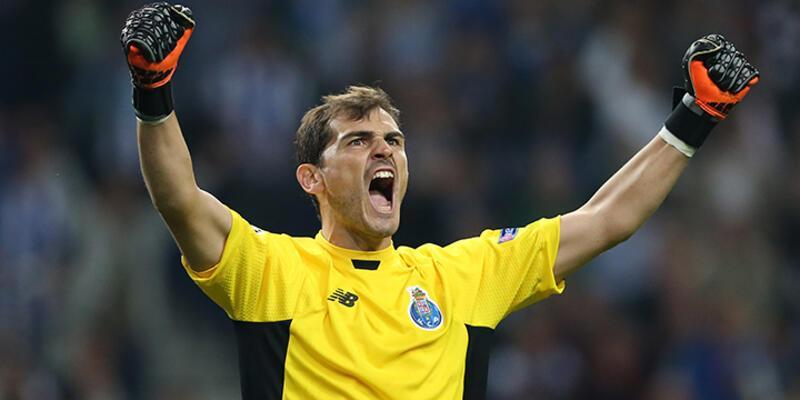 Casillas ve Ruben Neves tarihe geçti