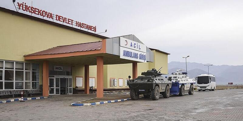 Hakkari'de askeri birlikte patlama: 3 şehit