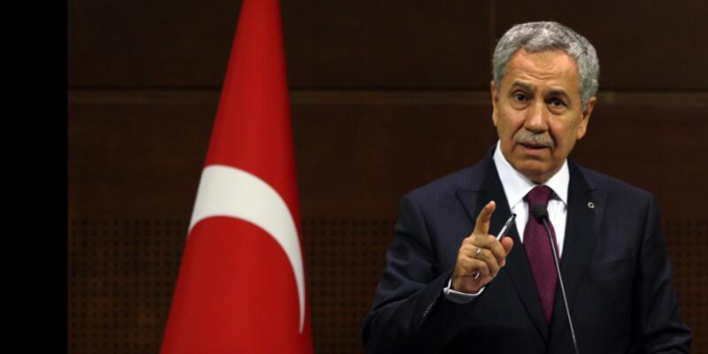 Bülent Arınç'tan Cumhurbaşkanı Erdoğan'a yanıt